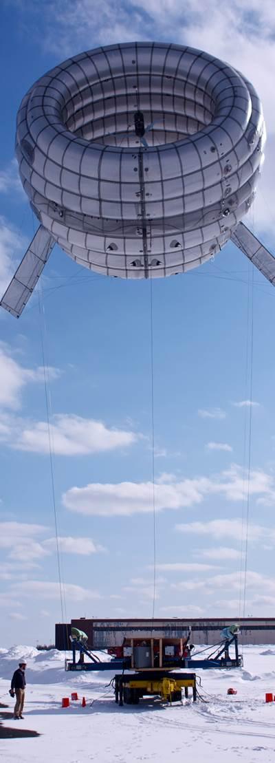 Aerogerador balão