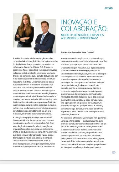 Inovação e Colaboração